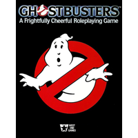 Ghostbuster, A Frightfully Cheerfull RPG